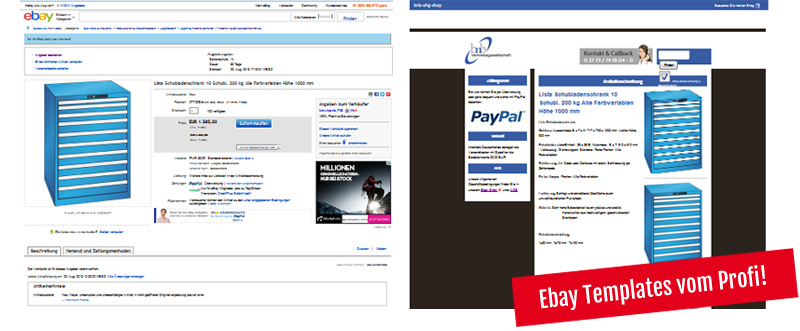 Ebay Templates